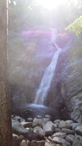 Faery Falls spirit photo